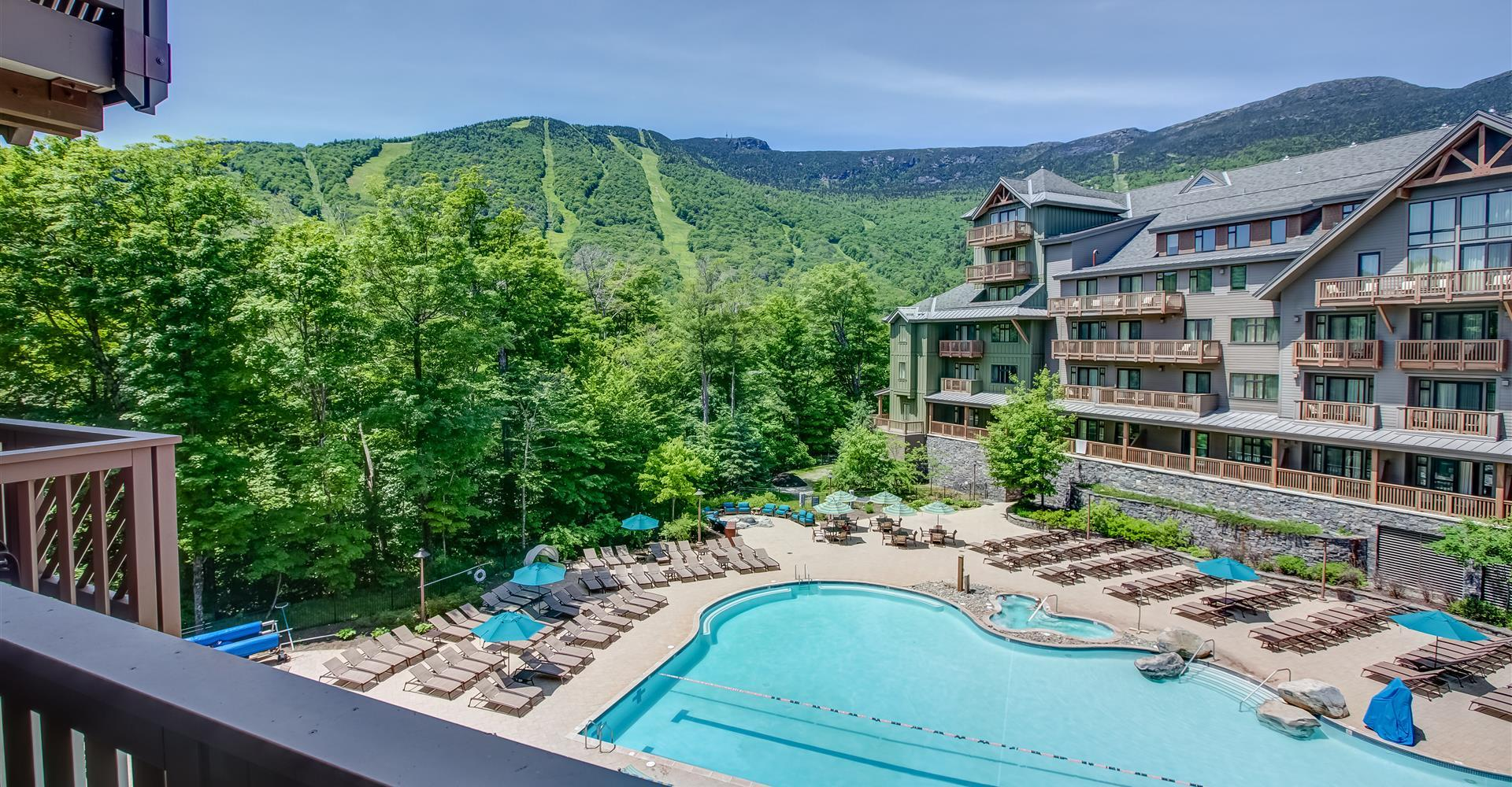 Stowe At Spruce Peak Lodge Homes Real Estate At Stowe Mountain Lodge
