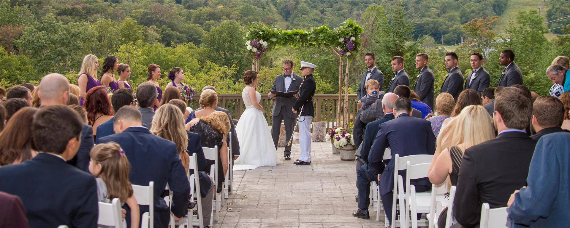 Wedding And Events Venues In Vermont Spruce Peak Weddings