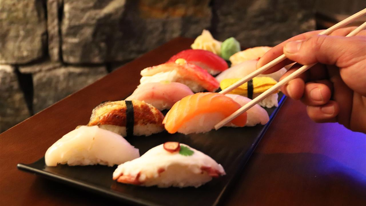 Inquire about Sushi Making Classes - a deliciously unique team building opportunity!
